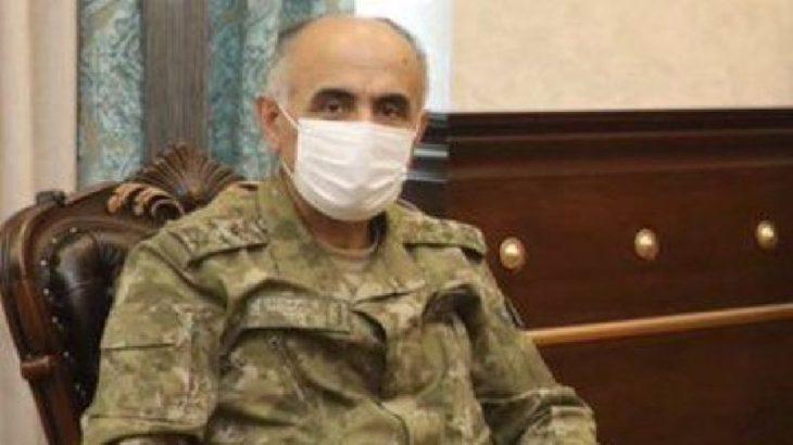 Korgeneral Osman Erbaş'ın da helikopter kazasında hayatını kaybettiği öğrenildi