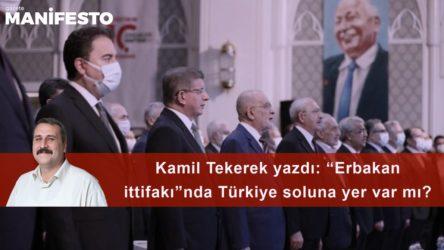 """""""Erbakan ittifakı""""nda Türkiye soluna yer var mı?"""