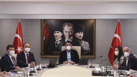 Çevre ve Şehircilik Bakanı Murat Kurum: Depremi biz terörle mücadele gibi önemsiyoruz