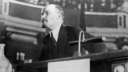 102 yıl önce bugün: Lenin'in Birinci Komünist Enternasyonal Kongresi'nde açılış konuşması