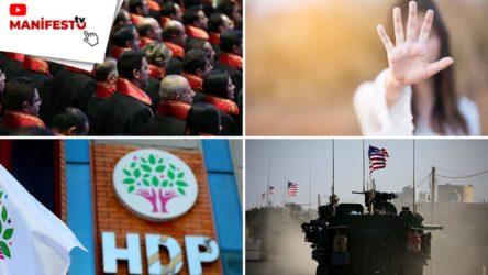 MANİFESTO TV | Haftanın gelişmeleri Manifesto'nun Gündemi'nde değerlendirildi