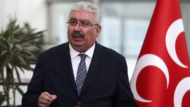 MHP'den Ümit Özdağ yorumu: Milliyetçi falan değil, istihbaratçı bunlar