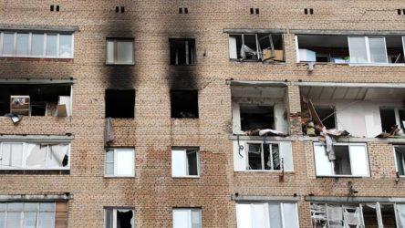 Moskova'ya bağlı Himki kentinde patlama: Üç ölü