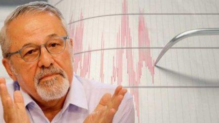 Prof. Naci Görür'den Bingöl açıklaması: 7'ler mertebesinde deprem bekliyoruz