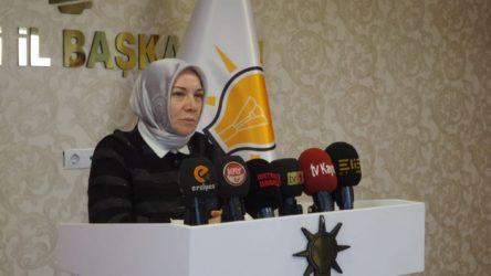 AKP'li Nergis: Sanki Türkiye'de çok fazla kadın öldürülüyor