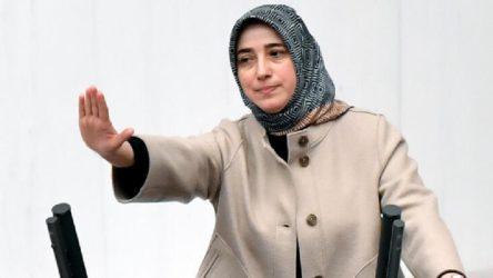 AKP'nin barosundan Özlem Zengin açıklaması: Kınıyoruz