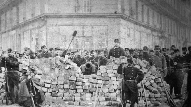 Komünistlerden, 150. yıldönümünde