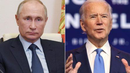Biden'dan Putin'e telefon