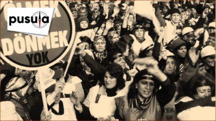 PUSULA | 8 Mart emekçi sınıflarındır!