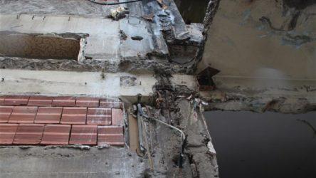 Yüzlerce dükkan ve konut tahliye edildi: Binaların taşıyıcı kolonlarını kaldırmışlar!