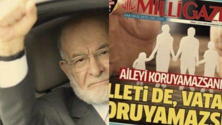 'Milli Görüş'çülerin İstanbul Sözleşmesi sevinci