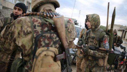 Rusya: TSK kontrolündeki silahlı gruplar, Suriyeli sivillerin İdlib ve Halep'ten çıkışını engelliyor