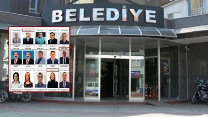 CHP'li belediye AKP'den geri kalmadı