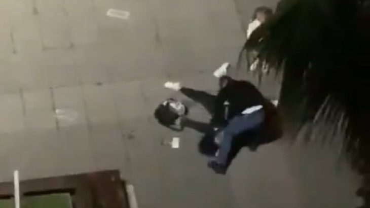 Samsun'da kadına öldüresiye şiddet: Saldırgan gözaltında