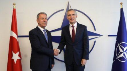 Stoltenberg'den 'S-400' açıklaması: Türkiye ile ciddi görüş ayrılıklarımız var
