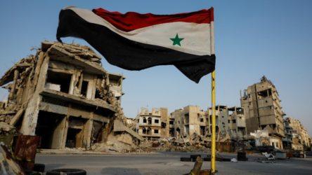 Suriye: Halkımıza karşı işlenen suçun sorumlusu ABD'dir