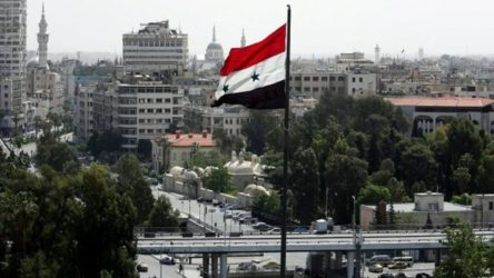 Suriyeli muhalifler Şam'da toplanıyor