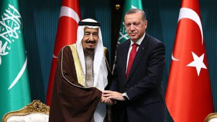 Dışişleri Bakanlığı: Kardeş Suudi Arabistan'a geçmiş olsun