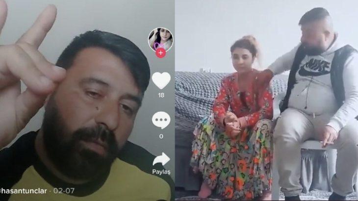 Canlı yayında kızını taciz eden şahıs gözaltına alındı