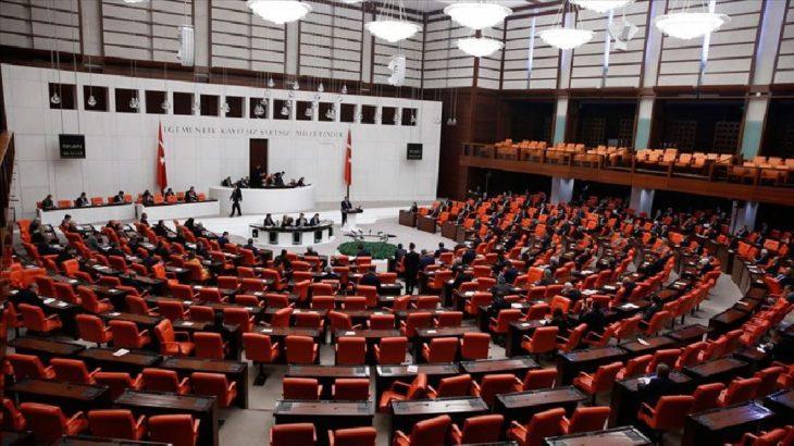 11 milletvekili hakkında düzenlenen 14 fezleke Meclis'e sunuldu