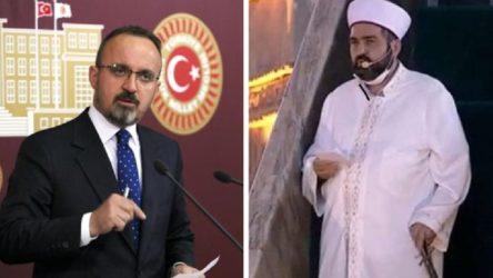 AKP'den 'Baş İmam' Boynukalın'a: Sürekli polemiklerde olmanız herkesi üzmekte