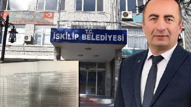 Yolsuzluk iddialarının odağındaki MHP'li belediye başkanı kardeşini belediyenin avukatı yaptı
