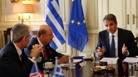 ABD'li Büyükelçi: Yunanistan'a F-35 savaş uçakları satma konusunda iş birliği yapmak için sabırsızlanıyoruz
