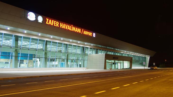 AKP'nin 1,3 milyon yolcu garanti ettiği Zafer Havalimanı'nı ilk dört ayda 61 kişi kullandı!