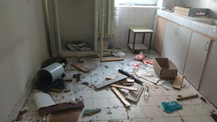 Yoğun bakımdaki doluluk oranı yüzde 80'nin üzerinde açıklanmıştı: İzmir'de 25 yataklı devlet hastanesi çürümeye terk edildi!