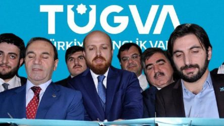 MHP'li belediye, ücretsiz olarak 5 yıllığına TÜGVA'ya kafe devretti!