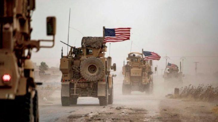 ABD'nin Suriye güçlerine 24 araçlık takviye