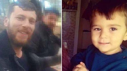 Ses çıkarıyor diye 4 yaşındaki oğlunu öldüren baba tahliye edildi