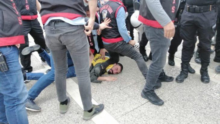 EGM polislerin görüntülerinin kaydedilmesini yasakladı