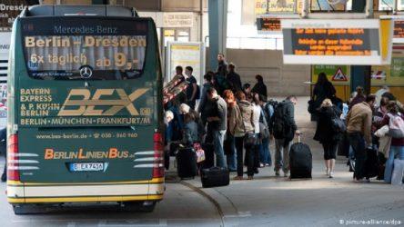 Almanya'ya gidip dönemeyen 'kaçak': Haftada 4 otobüs geliyor buraya