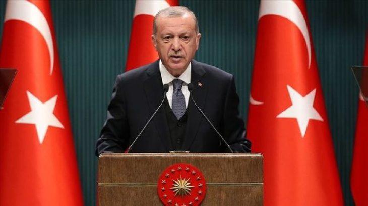 Erdoğan esnafa 'destek'leri açıkladı