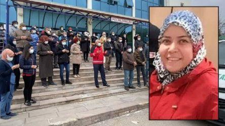 25 yıllık hemşire, Covid-19 sebebiyle hayatını kaybetti