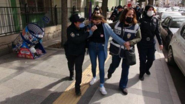 'İstanbul Sözleşmesi' eylemine polis müdahalesi: 7 gözaltı