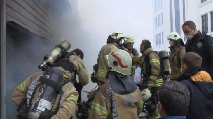 Hırdavat deposunda yangın: 3 kişi yaşamını yitirdi