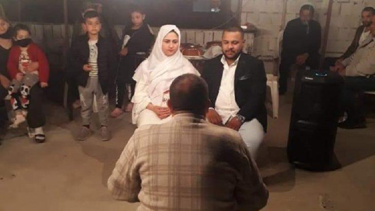 AKP Gençlik Kolları yöneticisinin 23 Nisan'da yasaklara rağmen düğün yaptığı ortaya çıktı