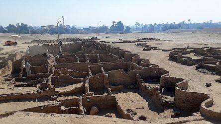 3 bin yıllık 'kayıp altın şehir' bulundu