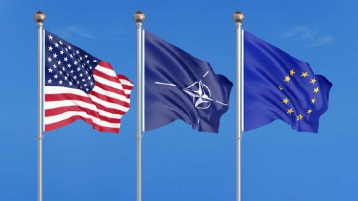 NATO ve AB, ABD'nin Rusya'ya yaptırım kararının ardından destek açıklaması yaptı