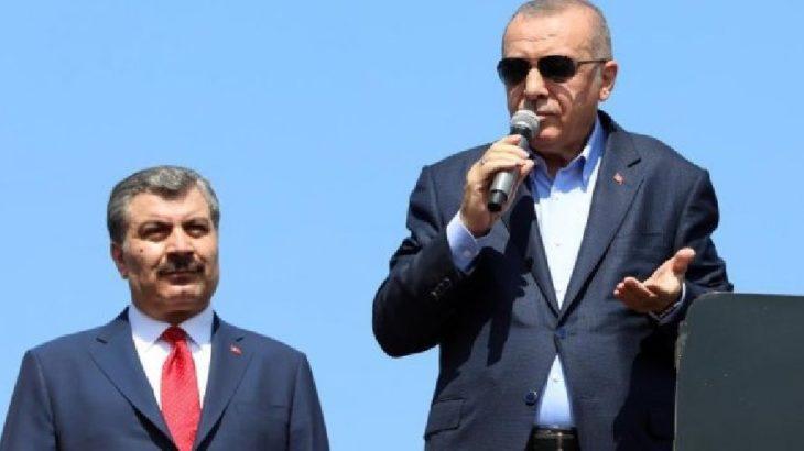 Erdoğan, Fahrettin Koca'nın yardımcısını görevden aldı