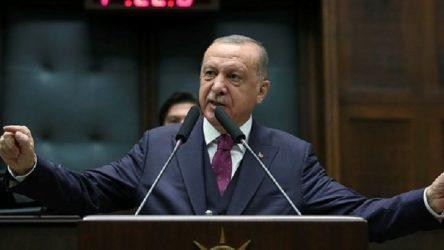Erdoğan: Emekli amirallerin merkezinde CHP'nin kendisi vardır
