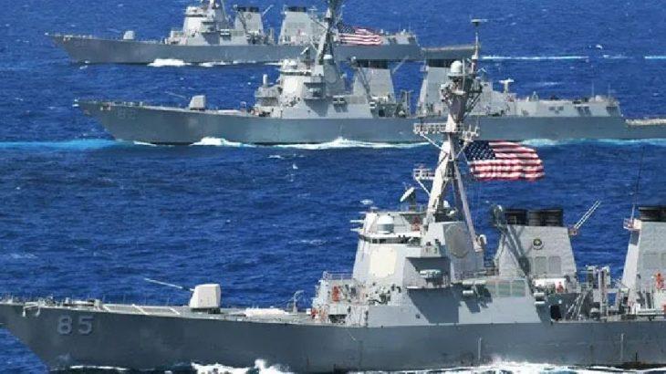 Rusya'dan ABD'ye uyarı: Karadeniz'den uzak dur