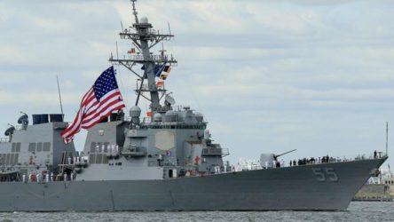 ABD'nin Karadeniz'e 2 savaş gemisini göndereceği doğrulandı