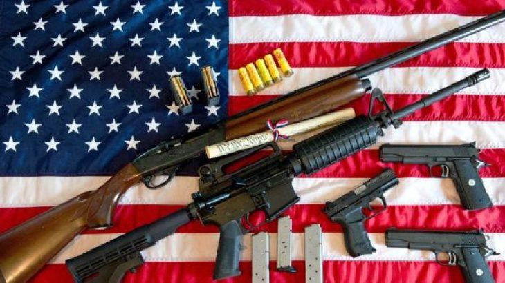 ABD'de silah başvuruları Mart ayında rekor seviyeye ulaştı