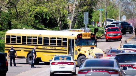 ABD'de bir okula silahlı saldırı düzenlendi: Çok sayıda yaralı var