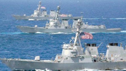 Diplomatik kaynaklar: ABD savaş gemileri Karadeniz'e geçmeyecek