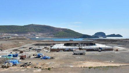 Akkuyu nükleer santral inşaatında iş cinayeti