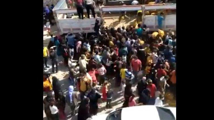 AKP yoksul halka patates dağıtırsa...